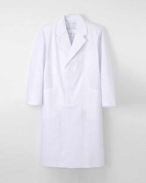 【歯科・病院ユニフォーム】ドラマ「ドクターX」で採用された シングル診察衣【2色】男性用
