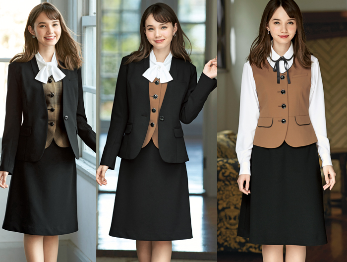 51873スカートモデル着用イメージ画像