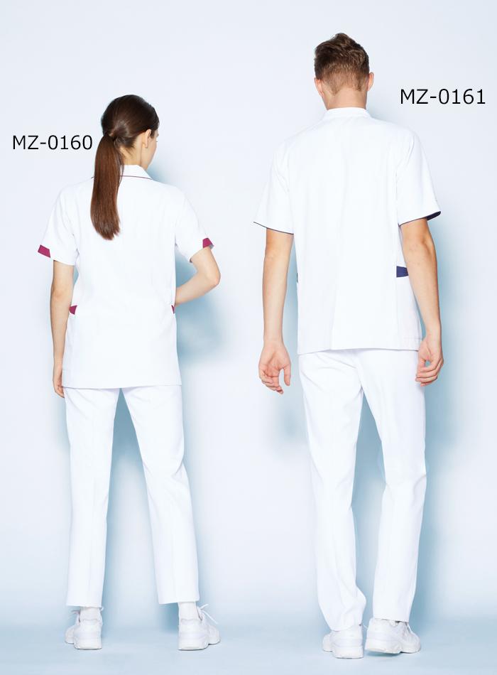 MZ0160 ジャケット モデル画像